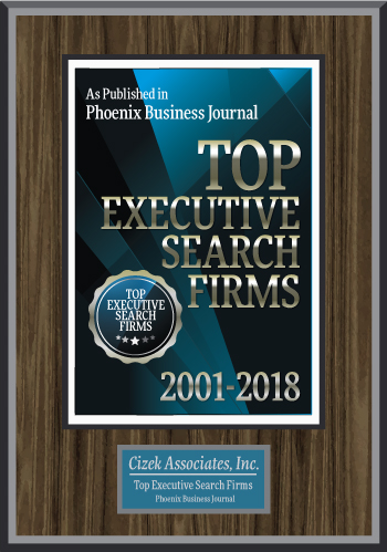 Top executive search firms
